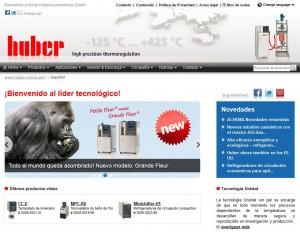 Web de Huber