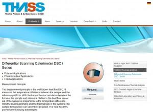 Web de Thass