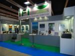 Estand de iFi en Expoquimia 2011