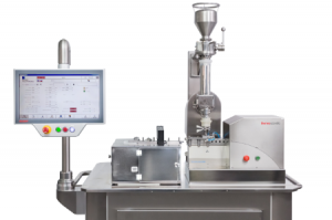 Planta de fabricacion de implantes con extrusora Pharma Mini